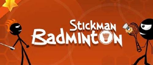 بازی جذاب و زیبای Stickman-Badminton